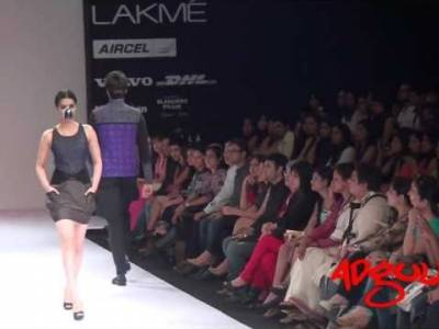 LFW Winter/Festive 2012 | Abhishek Dutta's intricately crafted collection dazzled on the ramp