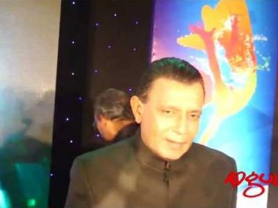 Adgully Report | Mithun Chakraborty at the launch of Dance India Dance season 3