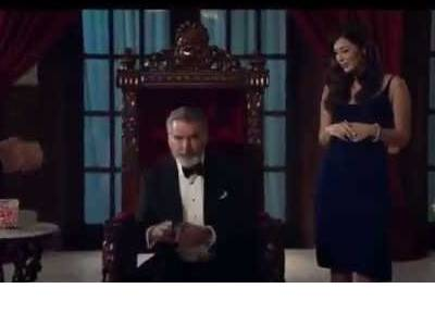Pan Bahar brings on board Pierce Brosnan for its new ad