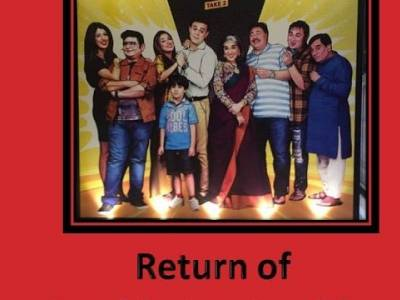 Return of Sarabhai vs Sarabhai