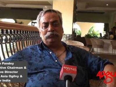 Adgully Exclusive | Goafest 2012: In conversation with Ogilvy's Piyush Pandey