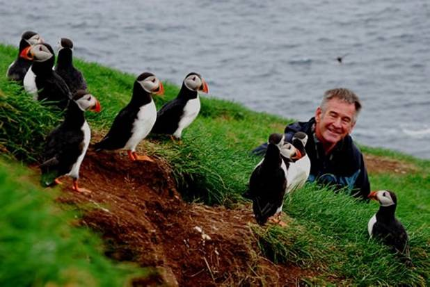 Wildlife Explorer Nigel Marven Takes To The Seas To Find