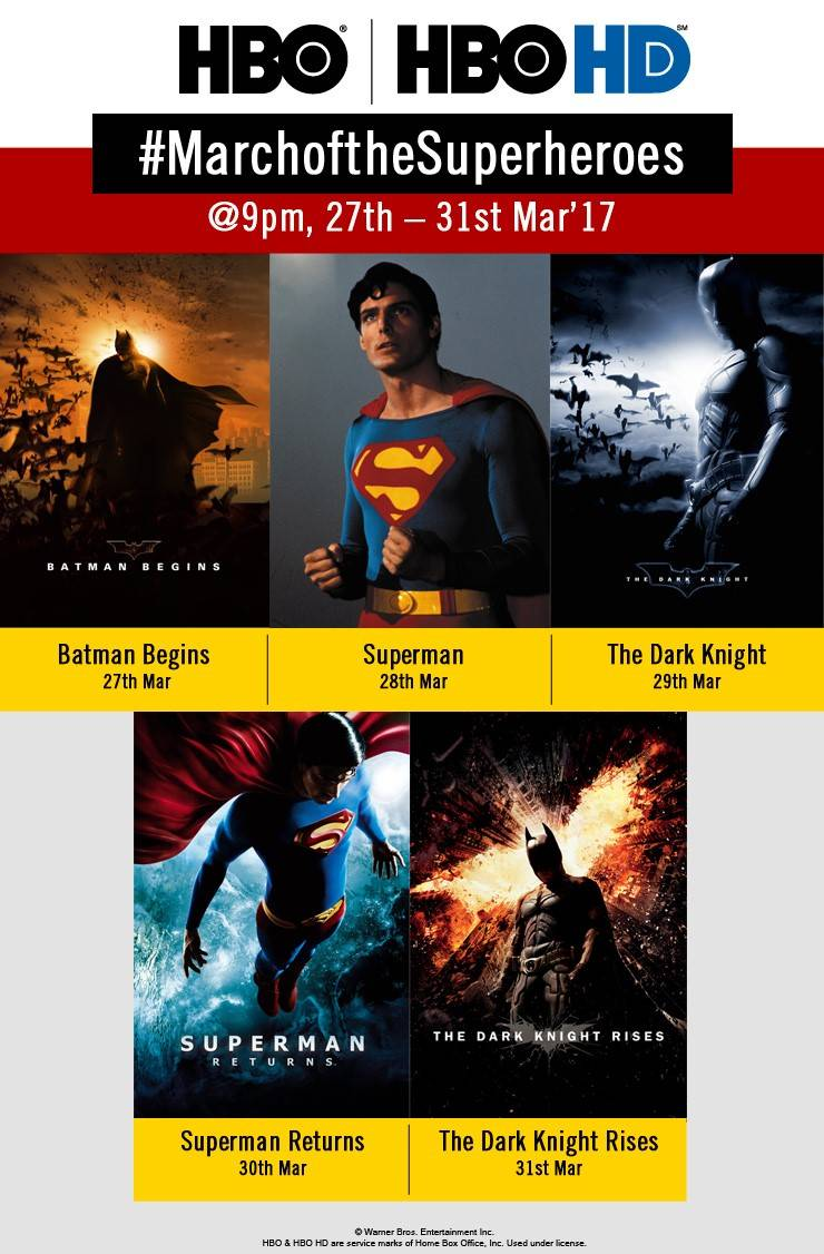 Batman V Superman Dawn Of Justice Makes Its Indian Television Debut On HBO And HD