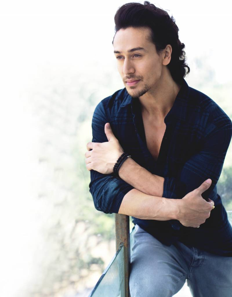 Garnier Men Announces Tiger Shroff As Their New Brand