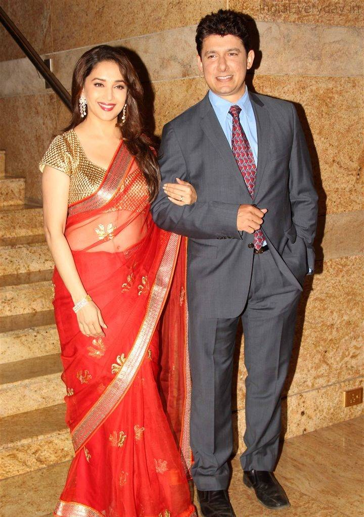 Madhuri Dixit's stunning wedding anniversary picture proves she ...