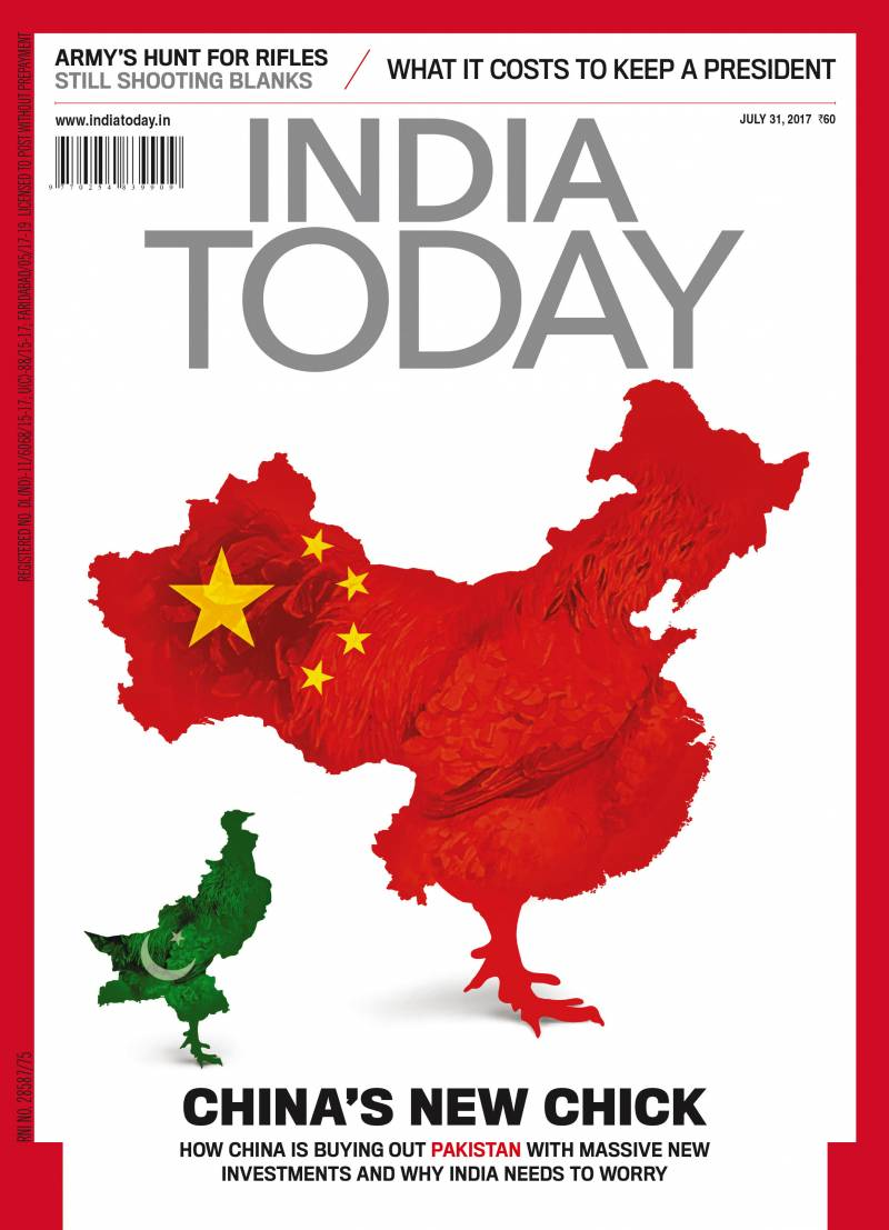 India Today Magazine Featured As U2018Cover Of The Day U2019