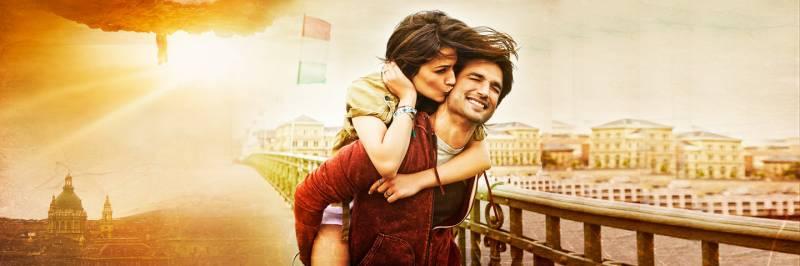 Watch Sushant Singh Rajput And Kriti Sanon's Romantic