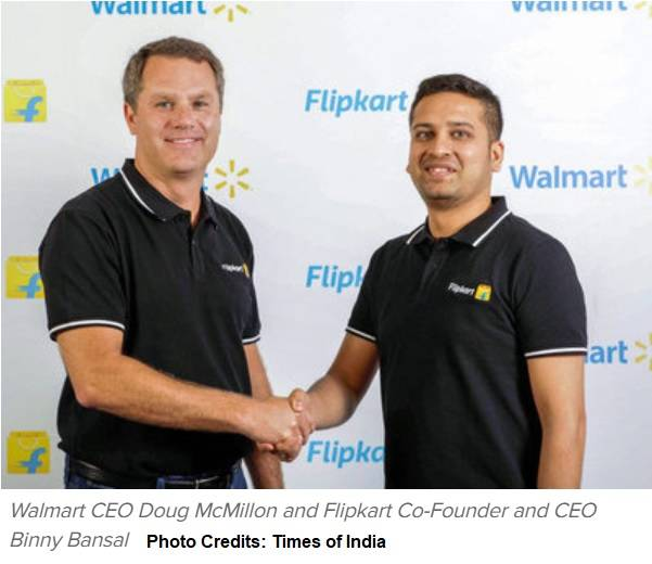 ab4cf3d5a28 Walmart acquires 77% stake in Flipkart for  16 bn  What this deal means