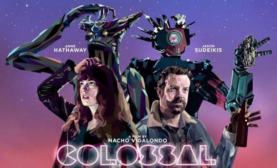 It's going to be a 'Colossal'ly fun weekend