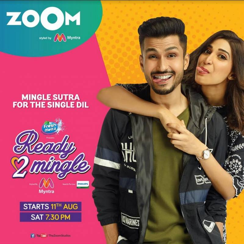 the zoom studios launches its second series ready 2 mingle