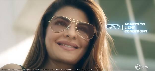 63dc834bc1a Nova Eyewear announces Jacqueline as its global ambassador