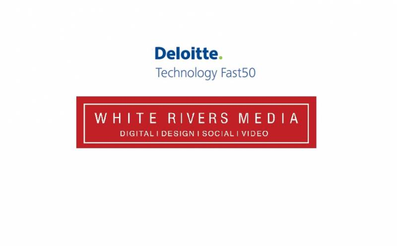 White Rivers Media gets recognized by Deloitte Technology