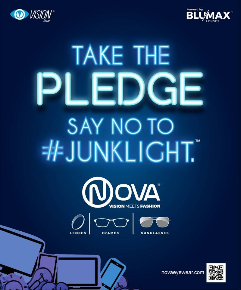 701aeba187a Nova Eyewear launches Take the Pledge