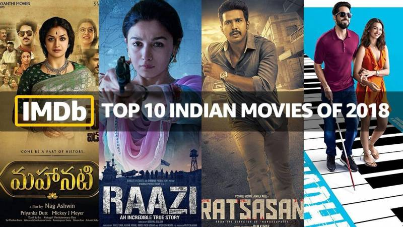 New Hindi Movei 2018 2019 Bolliwood: IMDB Announces Top 10 Indian Movies Of 2018 As Determined