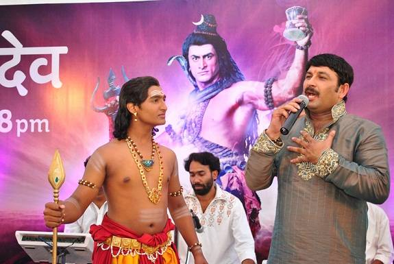Devon Ke Dev Mahadev Recreates Its Magic On The Banks Of Ganga