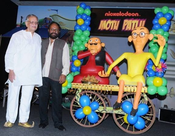 Nick All Set To Bring Another Home Grown Animated Show Motu Patlu