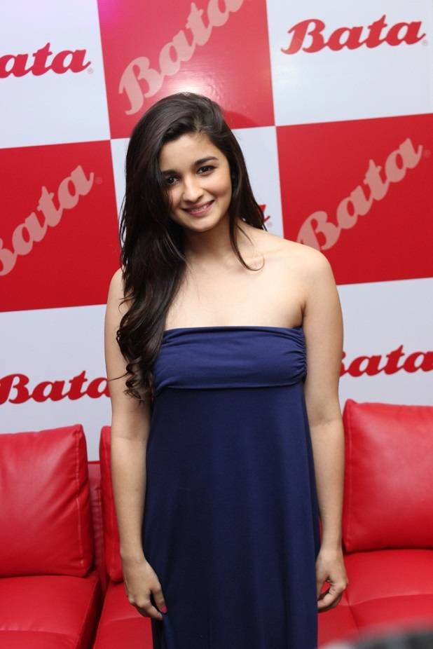 Bata Ropes In Alia Bhatt To Start Its Largest Store