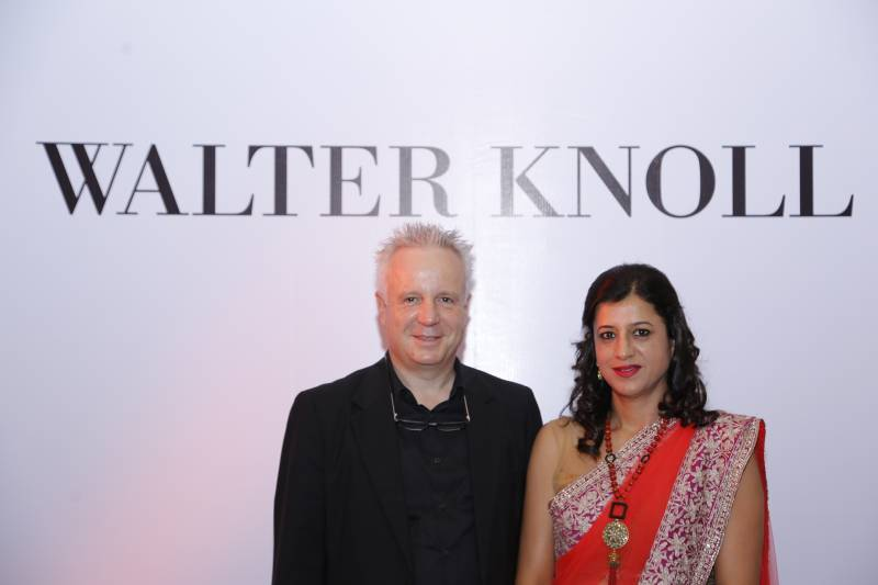 Walter Knoll Appoints Alpana Kirloskar As Their Brand Ambassador For India
