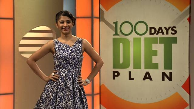... TV that had recently announced its plans to reorient its programmes  towards Wellness, has announced its first programme for the season. '100  Days Diet ...
