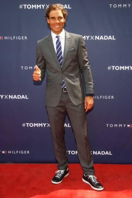 292972865 TOMMY HILFIGER launches Rafael Nadal as Global Brand Ambassadorship