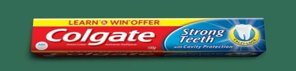 Colgate gets your kids to learn new lessons with their offer